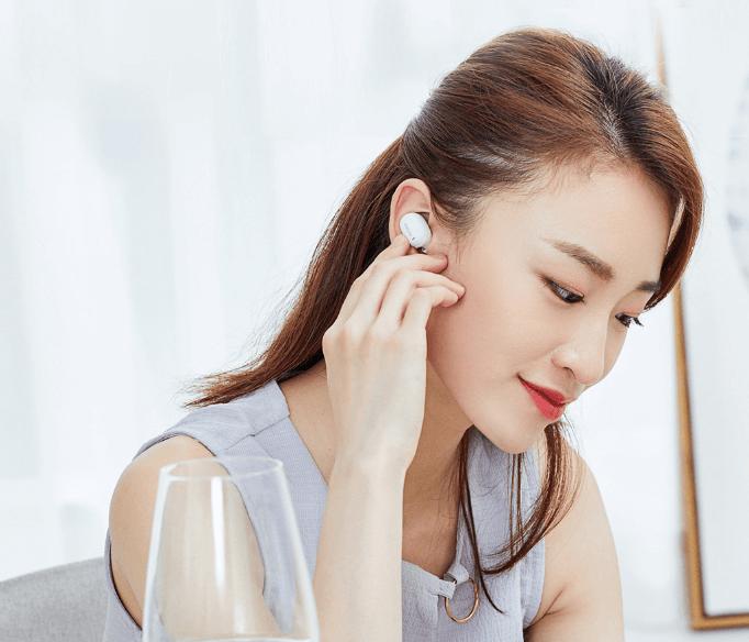 Mała słuchawka z technologią Bluetooth 5.0 - QCY Mini 2