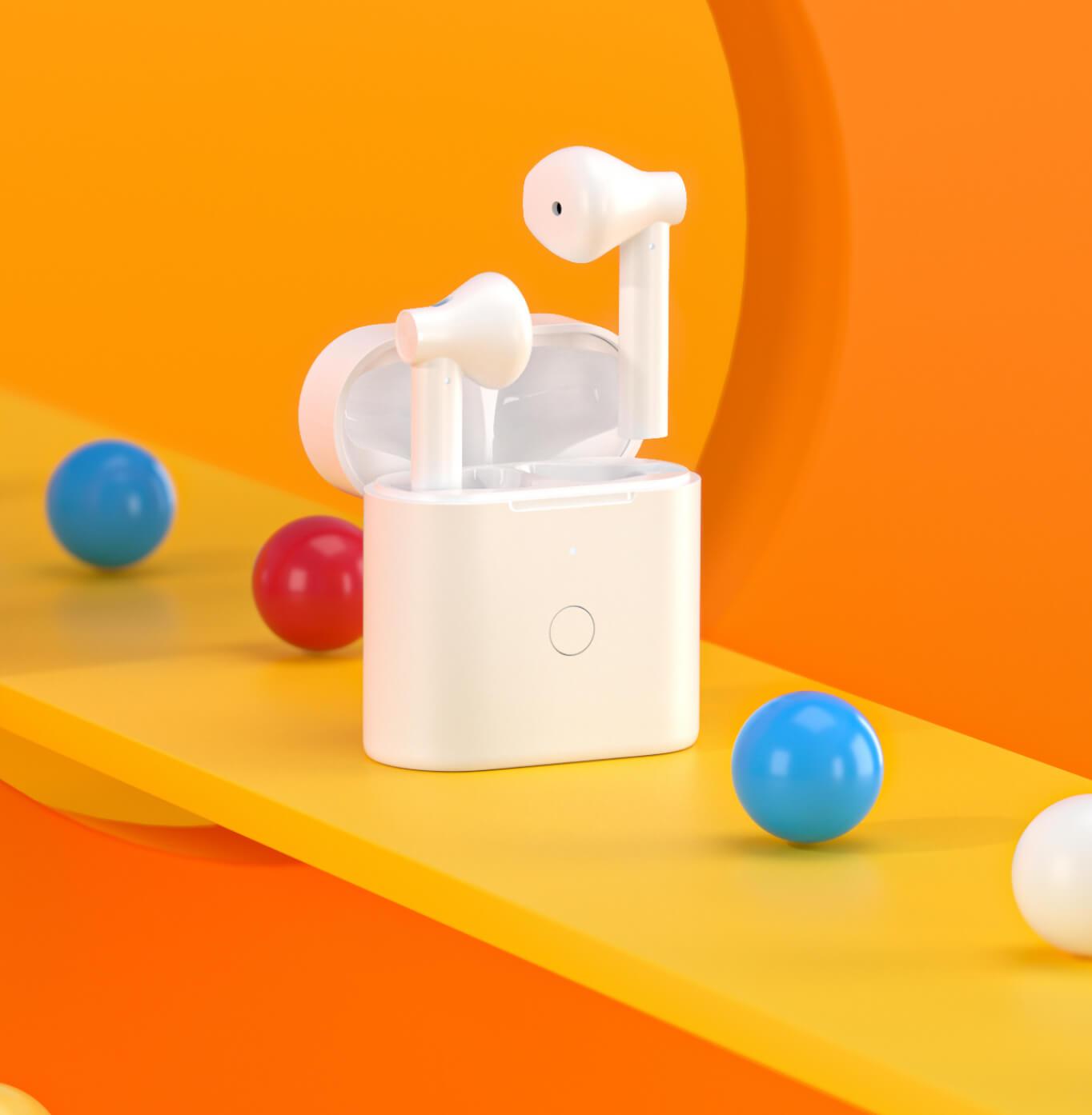 QCY T7 bezprzewodowe słuchawki
